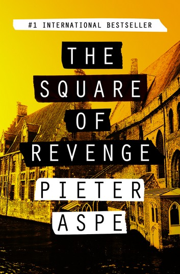 The Square of Revenge Book Cover