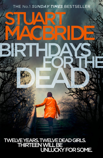 Birthdays for the Dead Book Cover