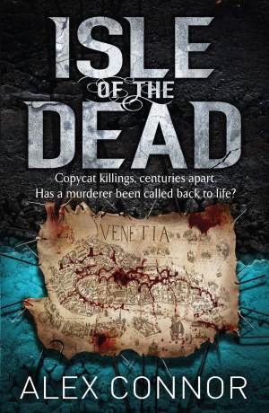 Isle of the Dead Book Cover