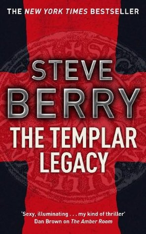 The Templar Legacy Book Cover