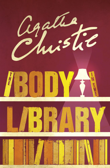 The Body in the Library Book Cover